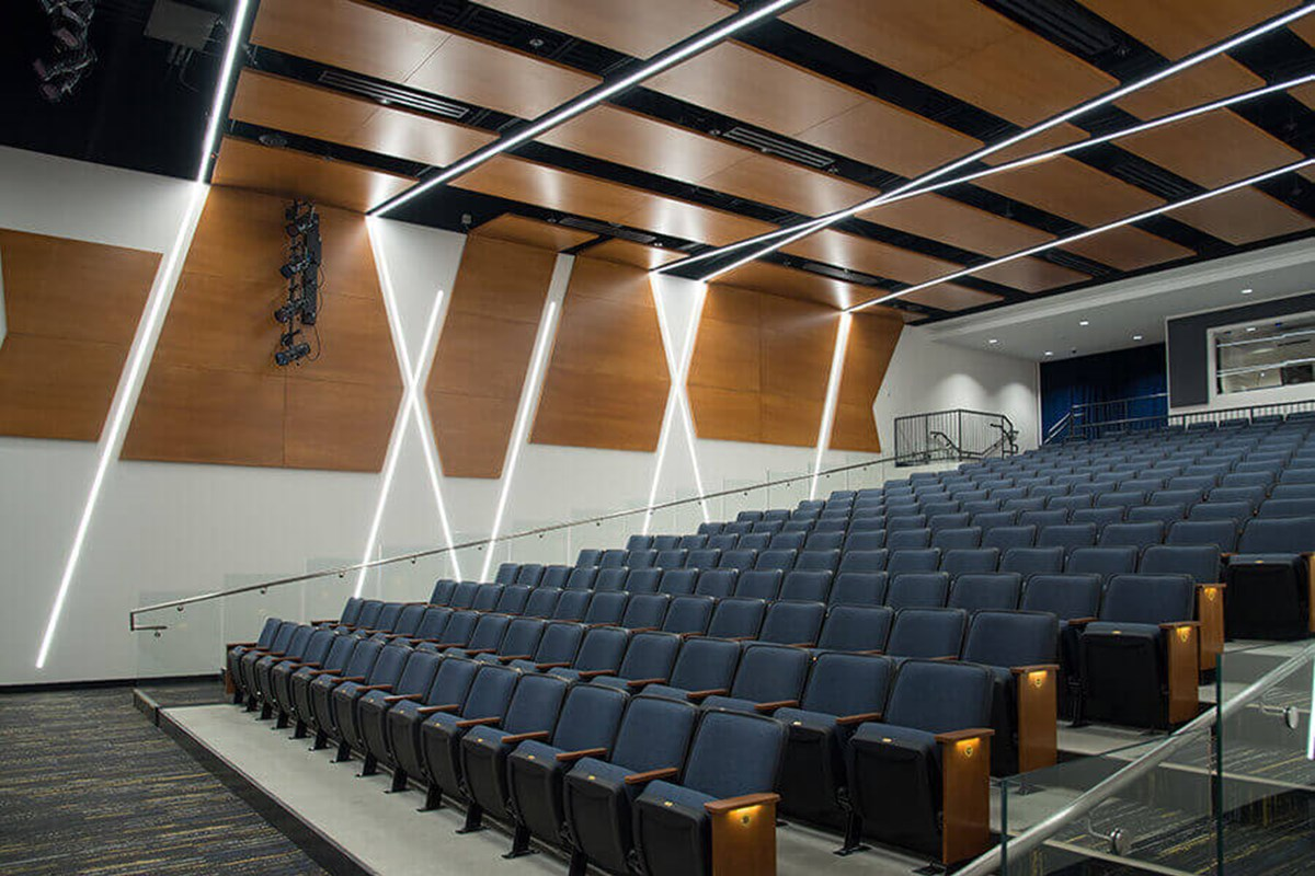 St. Ursula Academy Theater Renovation