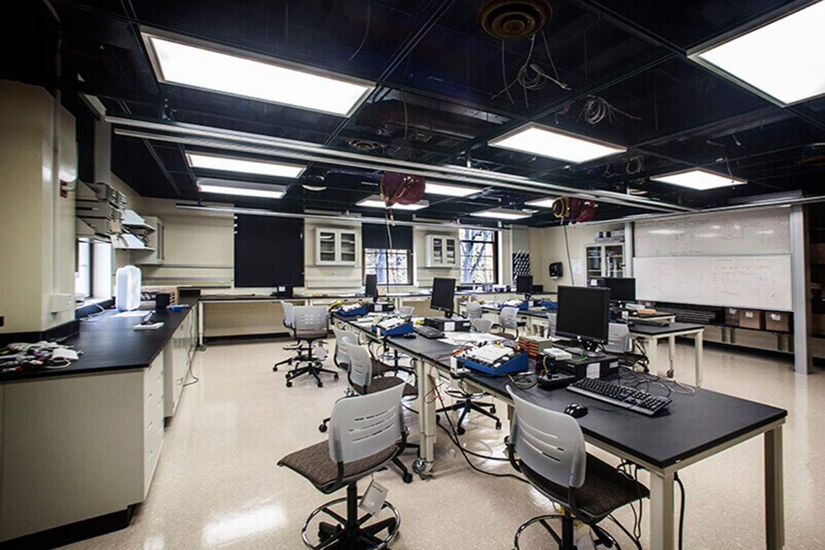 Miami University Kreger Hall Labs