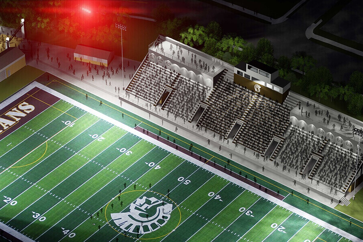 Roger Bacon High School Stadium