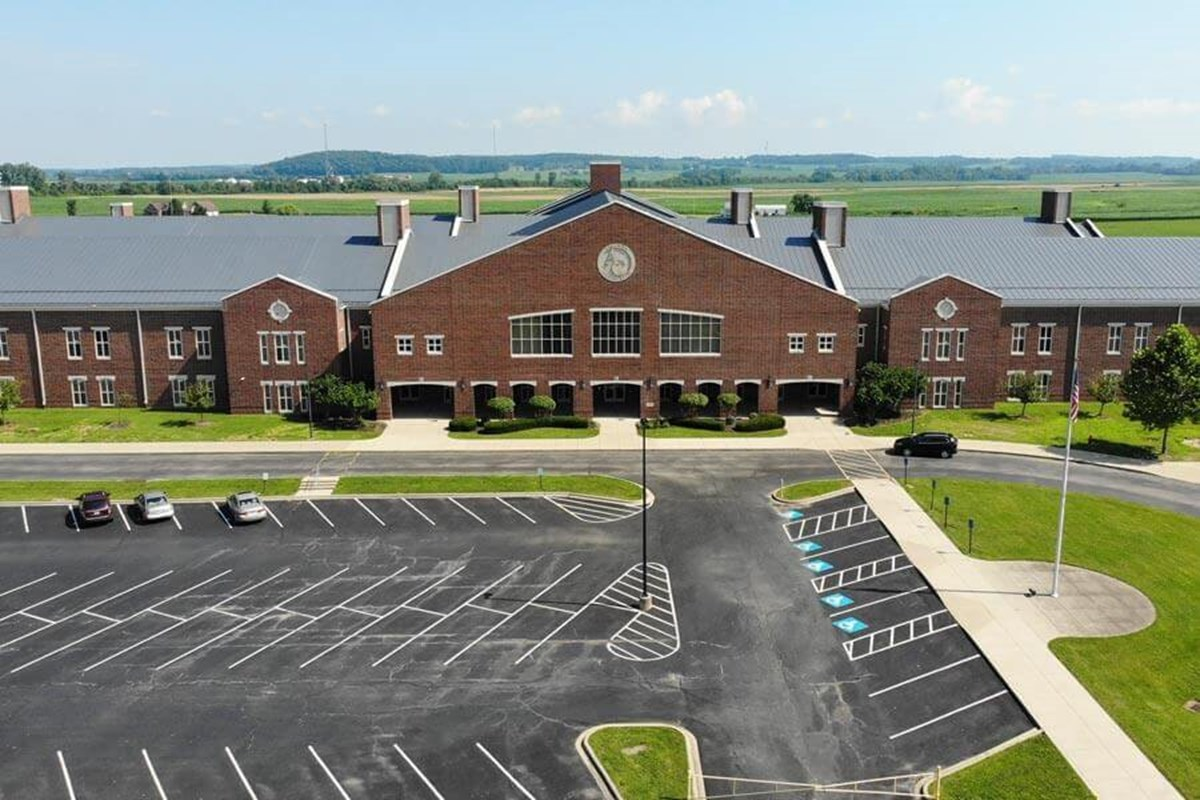 Amanda-Clearcreek Local Schools Roof Replacement