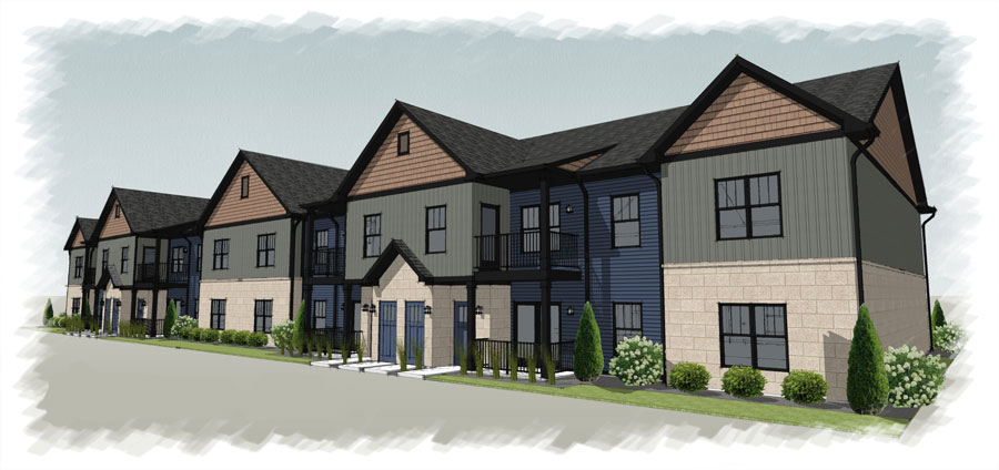 PLK Communities Building $15M East Side Apartment Project